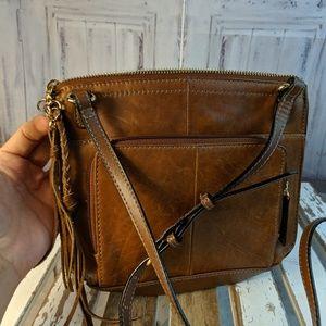 Tignanello handbag purse bag tote crossbody leath